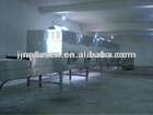 conveyor cocoa powder sterilizing machine--304# stainless steel