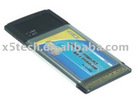 Wireless PCMCIA Lan Card X5tech