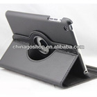 Stand book leather case for ipad mini