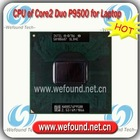 CPU For Core2 Duo P9500 for Laptop
