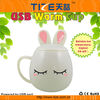 Self heating cup TZ-USB252 Electric heating cup Powered by USB port