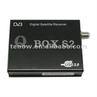 QBOX2 USB DVB-S2 TV Box for laptop and desktop