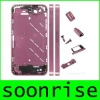 Mobile Phone Parts For iPhone 4 Bezel Color