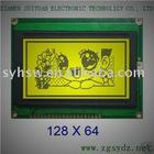 128 x 64 Graphic LCD Module
