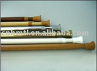 bathroom accessories spring tension rods