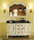 SOLID WOOD CABINET WITH CERAMIC BASIN (MODEL NO.:912)