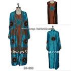 hot sell royal blue wedding dresses br003