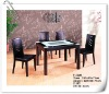 rubber wood furniture table