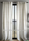 Embroidered curtain, polyester curtain, panel