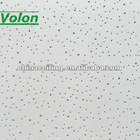 light fine fissured Mineral Fiber Ceiling Tile