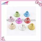 jingle bells for christmas decoration /horn decoration bell