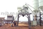 HZS75 concrete mixing plant