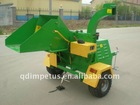 CE certificate 18HP Diesel Wood Chipper