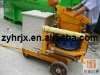 HPZ concrete spraying machines for sale