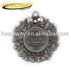 2012 2D customized brass medal