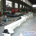 Horizontal Single Shaft Screw Conveyor Machine