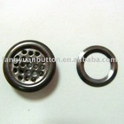 8*15mm eyelet plating anti-silver
