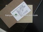 melamine particle board waterproof / melamine particle board in sale