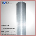"""MT 1x1/2"""" Galvanised welded wire mesh for cage"""