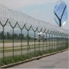 Airport fence neting
