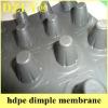 hdpe dimple membrane