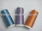 100% viscose tiwst metallic yarn