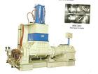 Rubber pressurized kneader machine