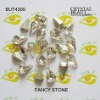 fashion crystal stone for ornaments