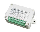 3-stage charging solar charge controller