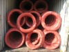 Low relaxation high strength high quality steel wire