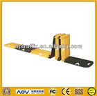 All Weather No Screw Required Foldable PU Speed Hump