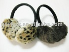 women fahion fake fur ear muffs