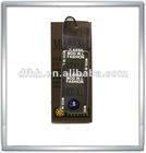 Latest popular printed garment hang tags