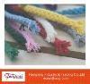 Colorful cotton cord