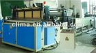 High speed toilet paper machine