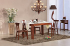 2012 hot Solid Wood Modern Dinning Chairs