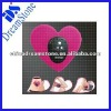 Heart shape beauty patch