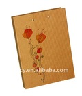 "Durable Kraft Paper cover 1.5"" 2 Ring Binder"