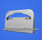 Assure quality plastic Toilet seat cover paper holder,1/2 toilet seat cover dispenser