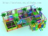 children indoor soft play house/indoor playground