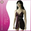 Western fashion Purple chemise factory
