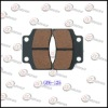 motorcycle brake pad GY6-125