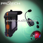 Motorcycle GPS with 2GB Nandflash, Bluetooth and Waterproof - Factory price,fast delivery