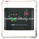 12V LED lamp power line carrier PWM solar controller