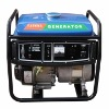 1500W air cooled 4 stroke engine power Portable gasoline generator