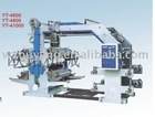 Flexographic printing machine 2 colour