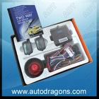 Two way car alarm security system kit remote control