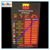 Electronics Led Display For Exchange Rate Board
