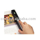 New A4 handheld barcode scanner with USB powered 600 dpi