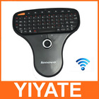 2.4GHz RF mini wireless keyboard with trackball mouse for tablet pc,laptop and desktop